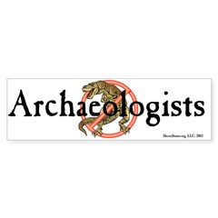 Archaeologists (don't dig dino's) - BMP