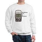 Snakes on a Phone Sweatshirt