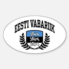 Eesti Vabariik Decal