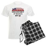 America the Free Men's Light Pajamas