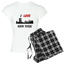 I love NY Pajamas