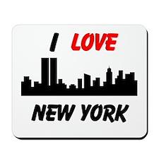 I love NY Mousepad