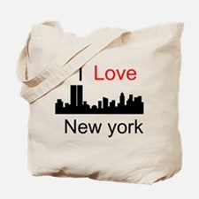 I love NY Tote Bag