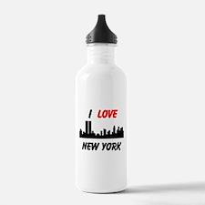 I love NY Water Bottle