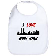 I love NY Bib