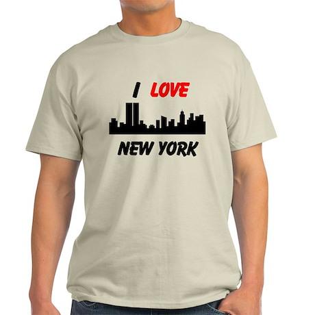 I love NY Light T-Shirt