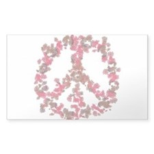 Affection Flower Peace Decal