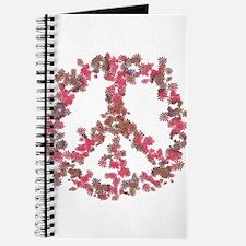 Affection Flower Peace Journal