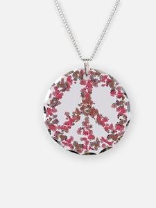 Affection Flower Peace Necklace