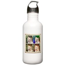 Polly Cubed Sports Water Bottle