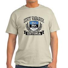 Eesti Vabariik Estonia T-Shirt