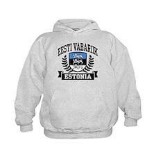 Eesti Vabariik Estonia Hoodie