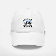 Eesti Vabariik Estonia Baseball Baseball Cap