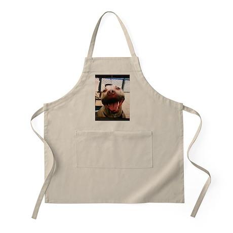 DCK the RedNose american pitbull terrier Apron