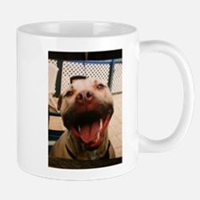 DCK the RedNose american pitbull terrier Mug