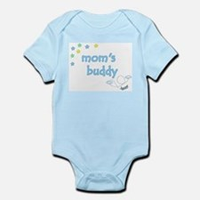 Mom's Buddy Star Pilot Infant Creeper