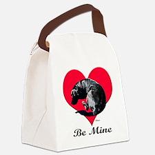 blbllabvaltshirt.png Canvas Lunch Bag