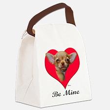blchivaltshirt.png Canvas Lunch Bag
