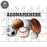 Kids sports Puzzles