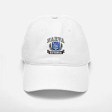 Narva Estonia Baseball Baseball Cap
