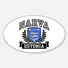 Narva Estonia Decal