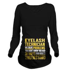 bigearsdonkeytee.png Women's Long Sleeve Shirt (3/4 Sleeve)