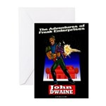 John DwaineGreeting Cards (Pk of 10)