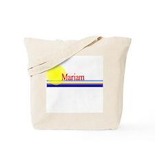 Mariam Tote Bag