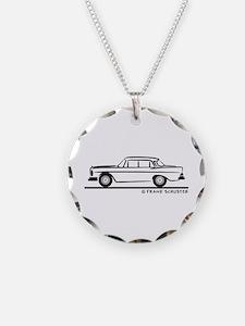 Mercedes W112 200 SE Necklace