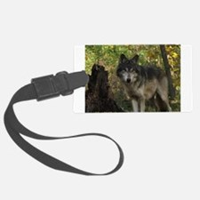 7wolf13.png Luggage Tag