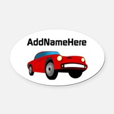 Kids Car Magnets Personalized Kids Magnetic Signs For Cars - Custom car magnets sports