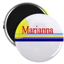 """Marianna 2.25"""" Magnet (100 pack)"""