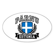Parnu Estonia Decal
