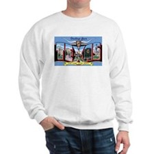 Texas Greetings Sweatshirt