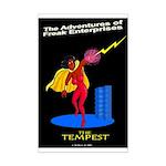 The Tempest Mini Poster Print