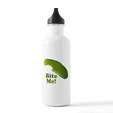 Bite Me! Pickle Water Bottle