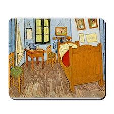 Bedroom at Arles Mousepad