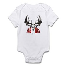 Tag Out whitetail Infant Bodysuit