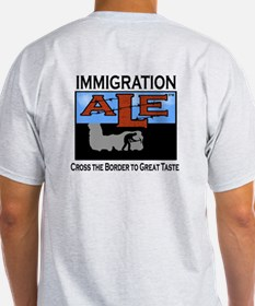 Immigration Ale T-Shirt