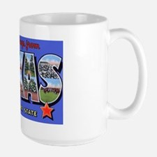 Texas Greetings Mug