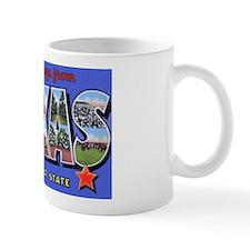 Texas Greetings Mug