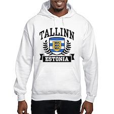 Tallinn Estonia Hoodie
