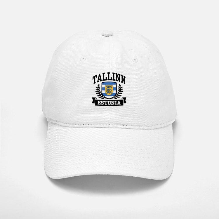 Tallinn Estonia Baseball Baseball Cap