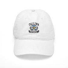 Tallinn Estonia Baseball Cap