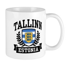 Tallinn Estonia Mug