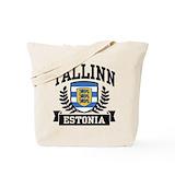 Tallinn Canvas Totes