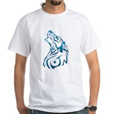 Tribal Wolf Howling 4 Shirt