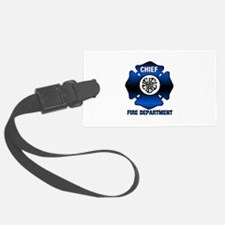 Fire Chief Luggage Tag