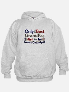 Best Great Grandpa 2 Hoodie