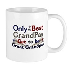 Best Great Grandpa 2 Small Mug